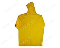 Blusão de PVC CA29032 amarelo vários tamanhos
